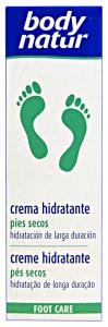 BODY NATURAL Idratante Piedi 100 Ml. Cura dei Piedi