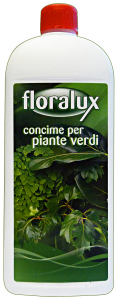 FLORALUX Concentrato Liquido Piante VERDI 1 KG. Detergenti Casa