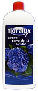 FLORALUX Concentrato Liquido RINVerdeNTE SOLFATO 1 KG. Detergenti Casa