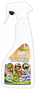 DOM Insetticida al piretro trigger 500 ml. - prodotti per piante