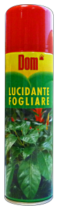 DOM Lucidante fogliare spray 250 ml. - prodotti per piante