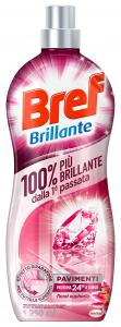 BREF Pavimenti Floral Euphoria 1250 Ml Detersivo Detergente Pulizia Della Casa