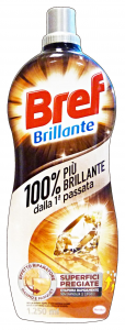 BREF Pavimenti Superfici PREGIATE 1250 Ml. Detergenti Casa