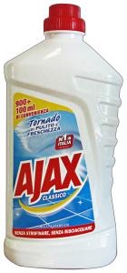 AJAX Pavimenti Bianco 1 Lt. Detergenti Casa
