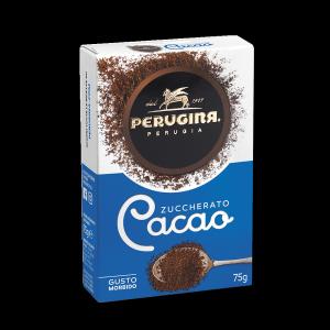 PERUGINA Cacao Zuccherato Grammi 75 Per Dolci E Torte - Made In Italy