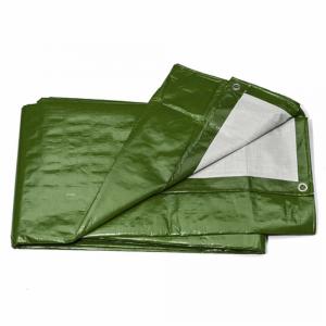 TR.EM. Telone Occhiellato Metri 3 X 4 Impermeabile Verde 130 Grammi Metro Giardinaggio