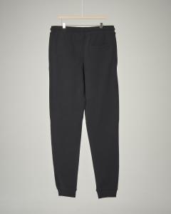 Pantalone nero in felpa 14-16 anni