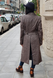 Cappotto vintage anni MADE IN ITALY 70'S