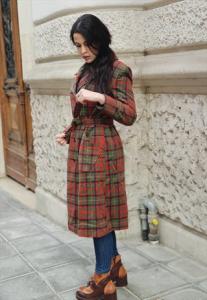 Cappotto vintage anni 80'S