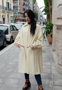 Cappotto FERRE' vintage anni 80'S