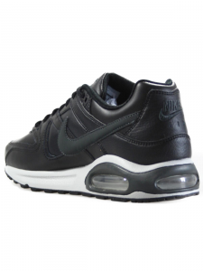 SNEAKERS NIKE AIR MAX COMMAND LEATHER 749760-001 BLACK/ANTRHACITE-NEUTRAL GREY
