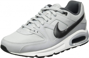 SNEAKERS NIKE AIR MAX COMMAND LEATHER 749760-012 WOLF GREY/BLACK