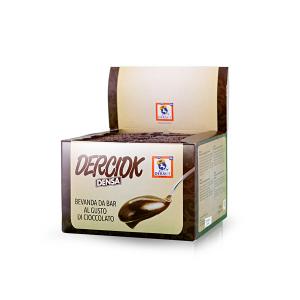 DERSUT Derciok Preparato Per Bevanda Al Cacao 50 Razioni - 25 G Made in Italy