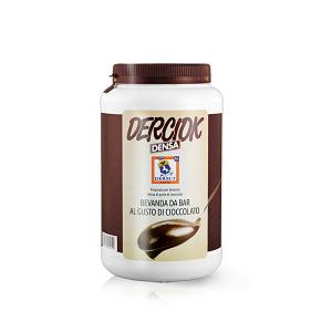 DERSUT Derciok Preparato Per Bevanda Al Cacao 1 Vaso - 1,5 Kg Made in Italy