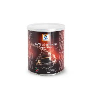 DERSUT Caffè Ginseng Ultra Strong Solubile Cf. 500 G con Note Liquirizia