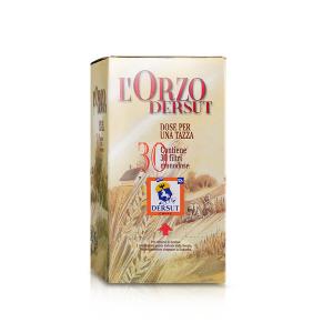 DERSUT Cialde Di Orzo 30 Filtri - 6 G Made in Italy