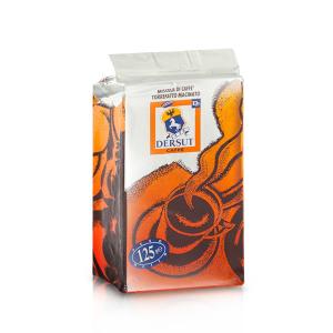 DERSUT Miscela Di Caffè Macinato Sp - 125 G Made in Italy