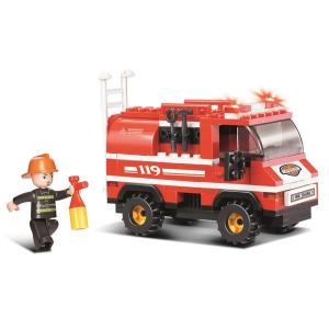 Costruzioni Sluban camion dei pompieri