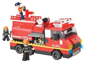 Costruzioni Sluban camion pompieri