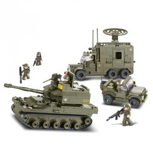 Costruzioni Sluban fanteria II - elite blindata