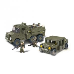Costruzioni Sluban land force2 - ranger