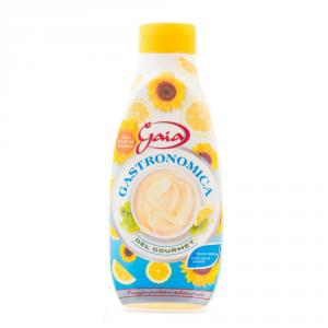 GAIA Maionese Gastronomica Flacone Squeeze Da 820 Grammi Condimento