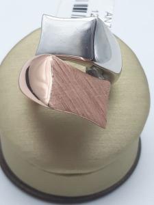 Anello Donna in argento fascia fantasia, vendita on line | GIOIELLERIA BRUNI Imperia