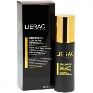 Lierac Premium Fluido Prezioso giorno notte anti età assoluto 50 ml