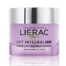 Lierac Lift Integral Nuit creme lift restructurante 50 ml