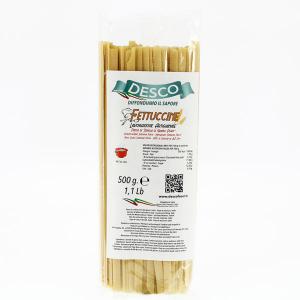 Desco Fettuccine di semola di grano duro pacco da 500 gr