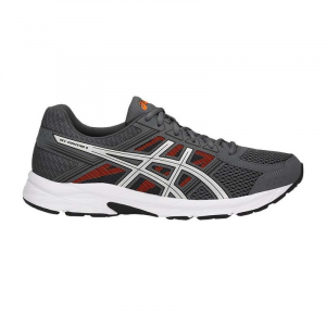 SCARPE ASICS GEL CONTEND 4 RUNNING T715N-9793 CARBON/SILVER/SHOCKING ORANGE