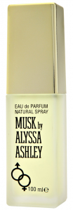 ALYSSA ASHLEY musk Eau de parfum donna 100 ml. - Profumo femminile