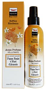 AQUOLINA Acqua Corpo Pappa Reale/Fiori D'Arancio150 Ml. - Profumo Femminile
