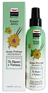 AQUOLINA Acqua Corpo Tè Bianco/Verbena 150 Ml. - Profumo Femminile