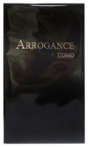 ARROGANCE Uomo Acqua Profumata Uomo 100 Ml (Grigio) Fragranza