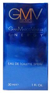 GIAN MARCO VENTURI ENERGY Eau de Toilette Uomo 30 Ml. Profumi maschili