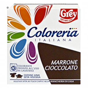 Set 8 COLORERIA ITALIANA Cioccolato Detergenti casa