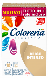 GREY Coloreria italiana tutto in 1 beige intenso