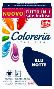 GREY Coloreria italiana tutto in 1 blu notte