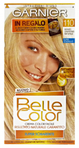 BELLE COLOR 110 biondo chiarissimo naturale - Colorante per capelli