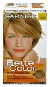 BELLE COLOR 2 Biondo Naturale Prodotti per capelli