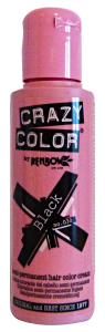 CRAZY COLOR 30 BLACK 100 Ml. Colorazione capelli