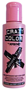 CRAZY COLOR 32 Natural BLACK 100 Ml. Colorazione capelli