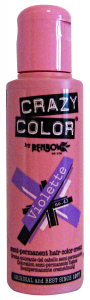 CRAZY COLOR 43 VIOLETTE 100 Ml. Colorazione capelli