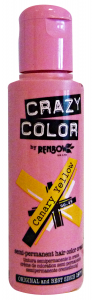 CRAZY COLOR 49 CANARY YELLOW 100 Ml. Colorazione capelli