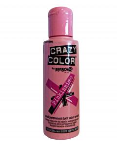 CRAZY COLOR 42 PINKISSIMO 100 Ml. Colorazione capelli