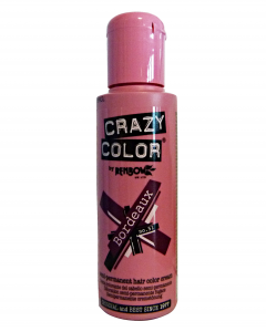 CRAZY COLOR 51 BORDEAUX 100 Ml. Colorazione capelli
