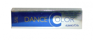 DANCE COLOR Professionale 4.01 Castano Naturale Cenere Colorazione capelli