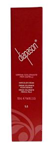 DIAPASON Professionale 10-7 Super Schiarente Colorazione capelli