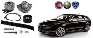 Kit distribuzione + pompa acqua per Alfa Romeo 159 1.9 MJT